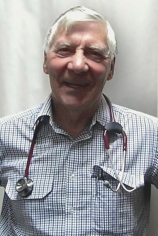 Picture of Dr Bill Plozza