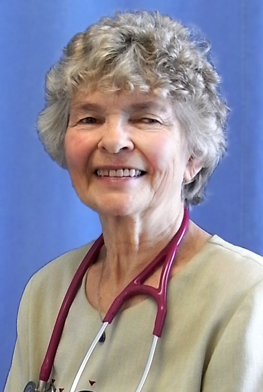 Picture of Dr May Ure